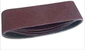 Banda smirghel pentru slefuitor, granulatie 40, 10 mm x 100 mm