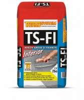 Adeziv gresie si faianta, interior, TS-FI, 25 kg / sac, 54 saci / palet