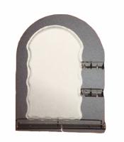 Oglinda elicoidala, TX 9252, polite: 2M + 1m, fara spot 50 x 70 mm, Maro