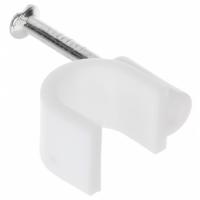 Clema clips plastic cui 15 mm