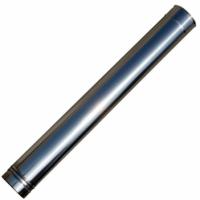 Burlan scurgere, din tabla, 120mm x 1000mm