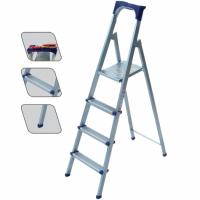 Scara MUTLU 5 trepte  - Înălţime maner- 1,9m Înălţime ultima platforma - 1,4m Greutate sustinuta:150 kg